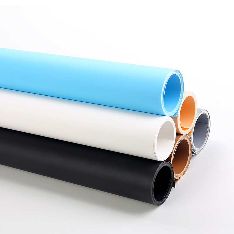 标准摄影 新一代PVC耐用可水洗抗皱摄影背景板 背景布 道具摄影器材